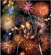 Resultado de imagem para imagem fogos de artificio