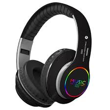 <b>Bilikay VJ033</b> Black Bluetooth Headphones Sale, Price & Reviews ...