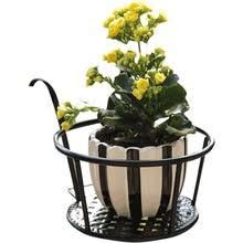 <b>Подставка</b> для цветов из кованого железа, Подвесная <b>подставка</b> ...