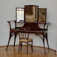 bedroom vanity chair metal