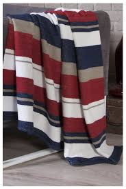 Купить <b>Плед KARNA хлопок</b> RANA 3083/3, 180 x 240 см красный ...