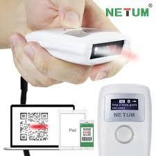 <b>NETUM</b> NT-<b>Z2S</b> Handheld <b>Bluetooth</b> 2D Barcode Scanner Reader ...