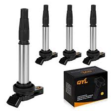 Amazon.com: QYL 4Pcs <b>Ignition Coils Replacement</b> for Toyota Prius ...