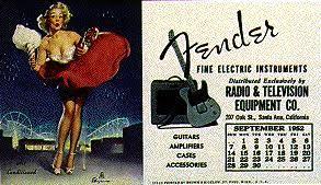 Fender, collecting vintage guitars fender ... - Vintage Guitars Info