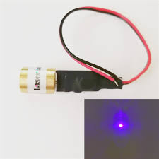 Dia. 12mm 100mw <b>200mw</b> 405nm Violet/Blue <b>Dot Laser</b> Diode ...