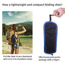 Zishenge Ultra Light <b>Folding Camping</b> Chair <b>Portable Camping</b> Tent ...