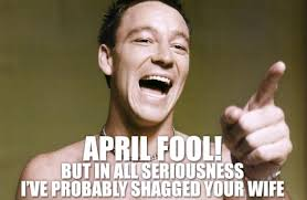 april-fool-2013. Published April 1, 2013 at 481 × 314 in Xabi Alonso naked – the picture he and the injunction don't want you to see! april-fool-2013 - april-fool-2013