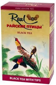Реал - Райские Птицы листовой