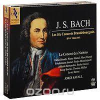 Le <b>Concert</b> Des Nations. Jordi Savall. Bach. Les Six Concerts ...