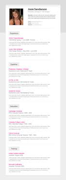 how to create a clean and professional resume – design creativefanthe final result