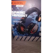 Отзыв о Игровые <b>наушники Canyon Gaming</b> Fobos CND-SGHS3 ...