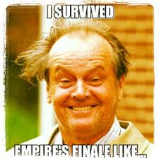 Funniest memes about explosive 'Empire' finale | Atlanta Daily World via Relatably.com