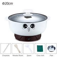 4-in-1 Multifunction Electric Skillet Non-Stick Stainless ... - Amazon.com