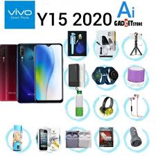 <b>New</b> Model  <b>Vivo</b> Y15 <b>2020</b>/Y20 <b>2020</b>   [4ram+64GB] Free Gifts ...