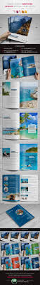 17 best ideas about travel brochure template travel travel agency brochure catalog indesign v3