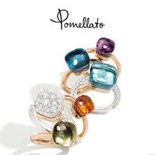 Pomellato Jewelry: rings, <b>earrings</b>, bracelets | Pomellato Online ...