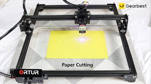 <b>Ortur Laser Master</b> 2 <b>7W</b> Version Test For Carving and Cutting ...