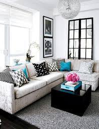 Small Living Room Interior Design Minimalist Small Living Room Interior With L Shaped Sofa Set And