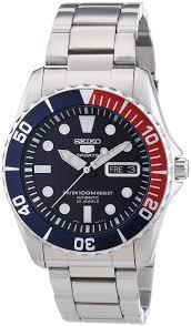 seiko men s 5 automatic watch snzf15k1 seiko amazon co uk watches