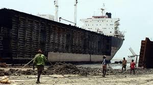 <b>Ship</b> breaking - Wikipedia