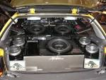 Subwoofer set for car