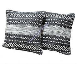 <b>2 Pcs Pillow Shaggy</b> Wool Handmade Killim Decorative Home Sofa ...