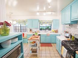 kitchen colors images:  kitchen glamorous blue kitchen paint colors pictures ideas amp tips from hgtv kitchen