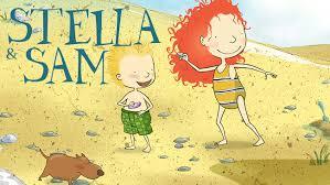 Stella och Sam | <b>Barnkanalen</b>