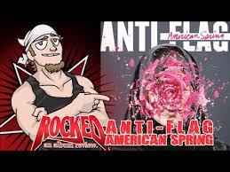 Rocked Album Review: <b>Anti</b>-<b>Flag</b> - <b>American Spring</b> - YouTube