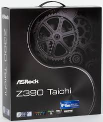 Обзор <b>материнской платы ASRock Z390</b> Taichi на чипсете Intel ...