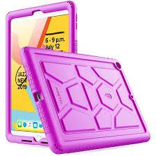 iPad 10.2 2019 Tablet <b>Case</b>, Poetic <b>Heavy Duty</b> Shockproof Kids ...