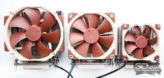 Обзор и тестирование трёх <b>кулеров Noctua</b> для AMD Ryzen ...