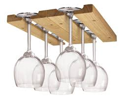 glass shelf rail large