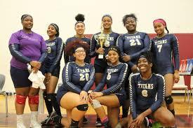 Lady Titans Varsity Volleyball Team Crowned Region 4-<b>AAAAAA</b> ...
