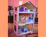 Фото кукол и их домиков своими руками