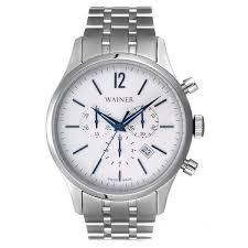 """Швейцарские <b>часы WAINER</b> - в салоне """" New Time """" Краснодар"""