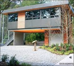 ideas about House On Stilts on Pinterest   Houses  Beach    Modern house on stilts   perfect for small  coastal living