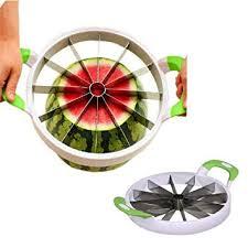 NEX <b>Watermelon Slicer</b> Fruit <b>Cutter</b> Kitchen Utensils: Amazon.in ...