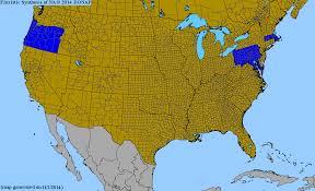 2013 BONAP North American Plant Atlas. TaxonMaps