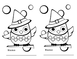 Small Picture Halloween Owl Coloring Sheets Fun for Halloween