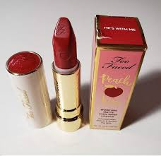 <b>Too Faced Breakfast Club</b> Peach Kiss Moisture Matte Long Wear ...