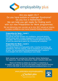 jcp in rotherham jcpinrotherham twitter a few places remaining on our employability course in rotherhamiswonderful now starting 14th jcpinrotherham autismawarenesspic twitter com