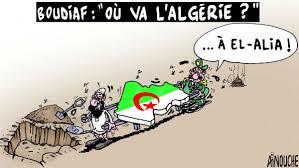 """Résultat de recherche d'images pour """"caricatures de l'ANP algérienne"""""""