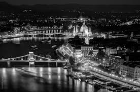 budapest beyond colors in monochrome a photo essay sumitall beautiful promenade by the chain bridge leading up to the parliament building