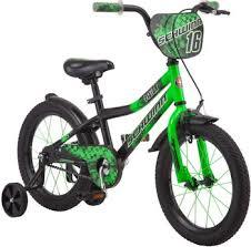 <b>Велосипед Schwinn Piston 16</b> зелёный купить в интернет ...