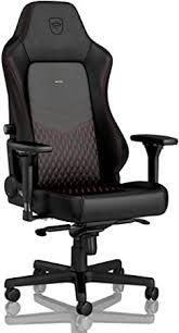 noblechairs HERO Gaming <b>Chair</b> - Office <b>Chair</b> - <b>Real Leather</b>