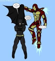 no caption provided no caption provided batman iron man fanboy