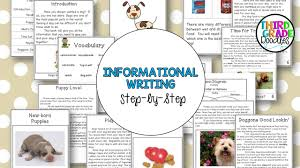 writing informational text step by step third grade doodles my students are having so much fun our informational writing unit and they are learning so much the process we are using has really helped them to