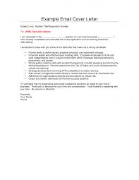 resume attached email cover letter how to write an email a resume and cover letter attached in