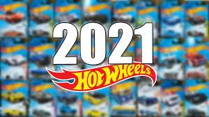 50 <b>NEW 2021 Hot</b> Wheels Coming Soon - YouTube